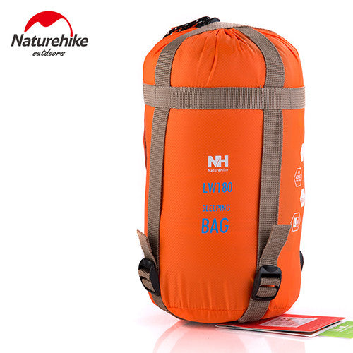 Mini NatureHike Outdoor Ultralight Envelope Sleeping Bag Ultra Small Size - K2campgear - 8