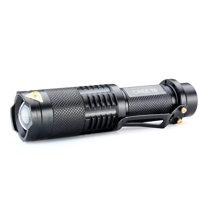 3000 Lumens High Power LED Torch CREE xm-l T6 Flashlight Zoomable Tactical Torch Flashlight 5 modes - K2campgear - 4
