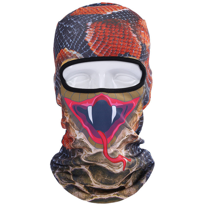 New 3D Animal Ski Balaclava Full Face Mask