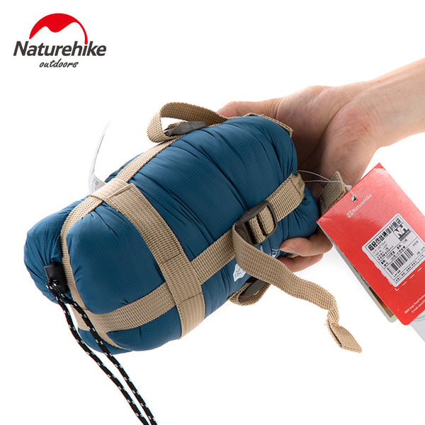 Mini NatureHike Outdoor Ultralight Envelope Sleeping Bag Ultra Small Size - K2campgear - 1