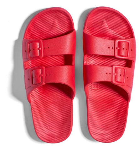 FUJI FREEDOM MOSES RED SLIDES