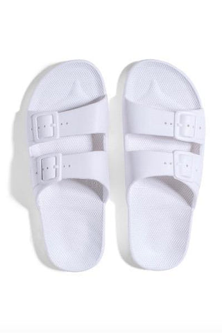 WHITE FREEDOM MOSES SLIDES