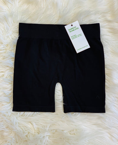 SHORTS BAMBOO BLACK (4504342233149)