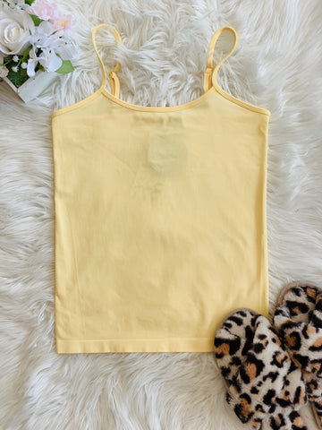 BAMBOO SHORT BUTTER CAMI (4505503465533)