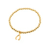 MINI MOMENTS WISHBONE BRACELET