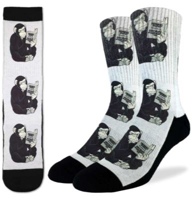ORIGIN OF SPECIES SOCKS