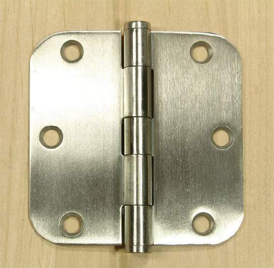 When should I invest in stainless steel hinges?