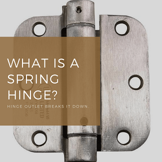 What is a Spring Hinge?