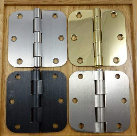 Door Hinges And Hardware Finishes Hingeoutlet