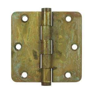 Distressed Finish Solid HInges