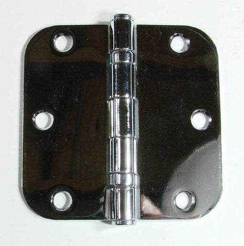 Polished Chrome Hinges
