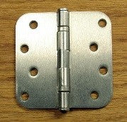 Butt Hinge 4x4 with 58 radius
