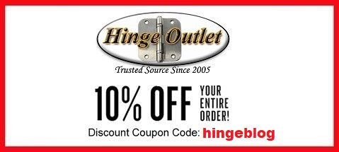 Hinge Outlet Blog Discount