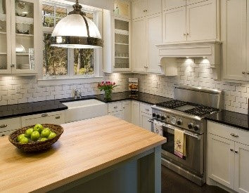 Satin Nickel Kitchen 1
