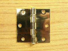 Door Hinges - Brass