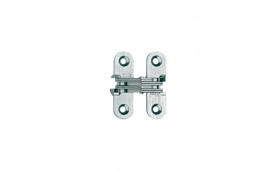 Concealed Cabinet Hinges - Model 203SS Stainless Steel - Cabinet Hinges  - 1