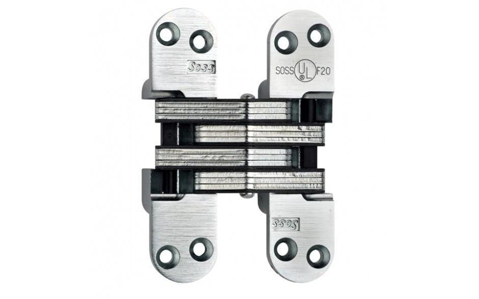 Concealed Door Hinges - Model 218FR Fire Rated Invisible