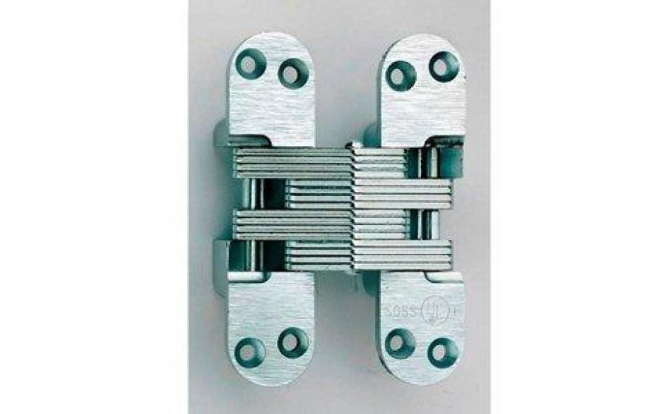 Concealed Hinges - Model 220SS Stainless Steel Invisible - Exterior Stainless Hinges  - 1