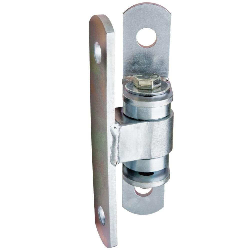 Heavy Duty Bolt-On BadAss Gate Hinge - Steel - Up to 750 Lbs