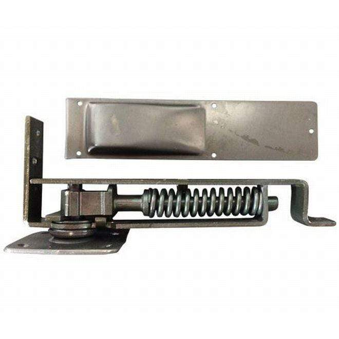 Multi Double Action Spring Pivot Hinge Horizontal Floor Mounted Up to 90 lbs