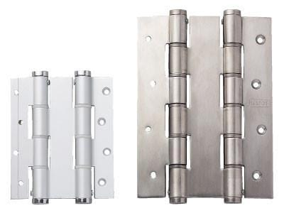 Double Action Spring Hinge - Aluminum - Self Closing - Single Hinge - SUGATSUNE
