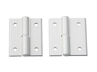 Lift Off Hinges - For Cabinets - Aluminum - Multiple Sizes Available - Sold Individually