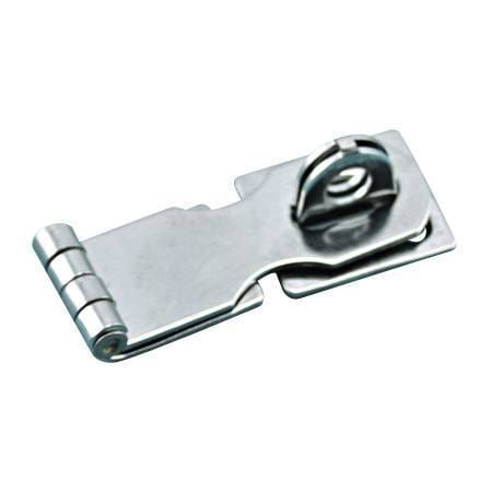 Stainless Steel Marine Safety Hasps - Marine Hinges  - 1