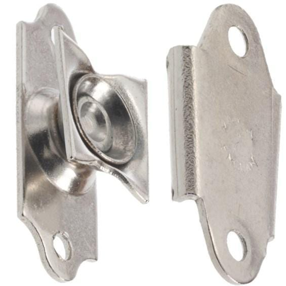 Mirror Brackets - Movement Wedge Mount - Hardened Steel - Multiple Finishes Available - Sold Individually