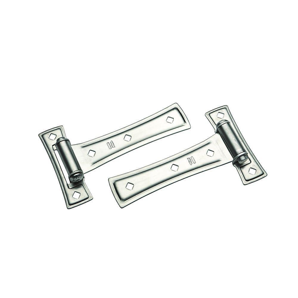 Modern T Hinges - 7 Inches- Multiple Finishes - 2 Pack