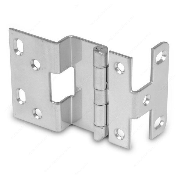 Offset Hinges 5 8 Quot Overlay Institutional Hinge