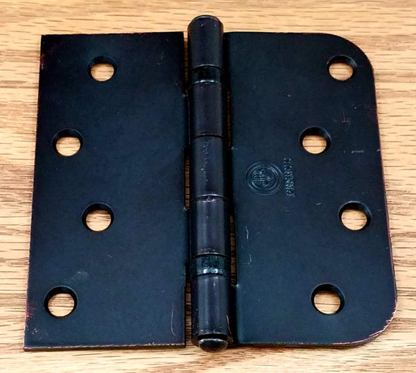 Oil Rubbed Bronze Ball Bearing Security Hinges 4 Quot With 5 8