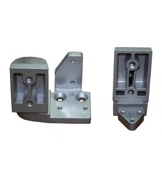 Pivot Door Hinges Amarlite Style Offset For Metal Frame