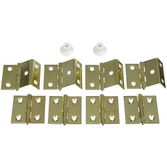 Shutter Hinge Kit - Brass