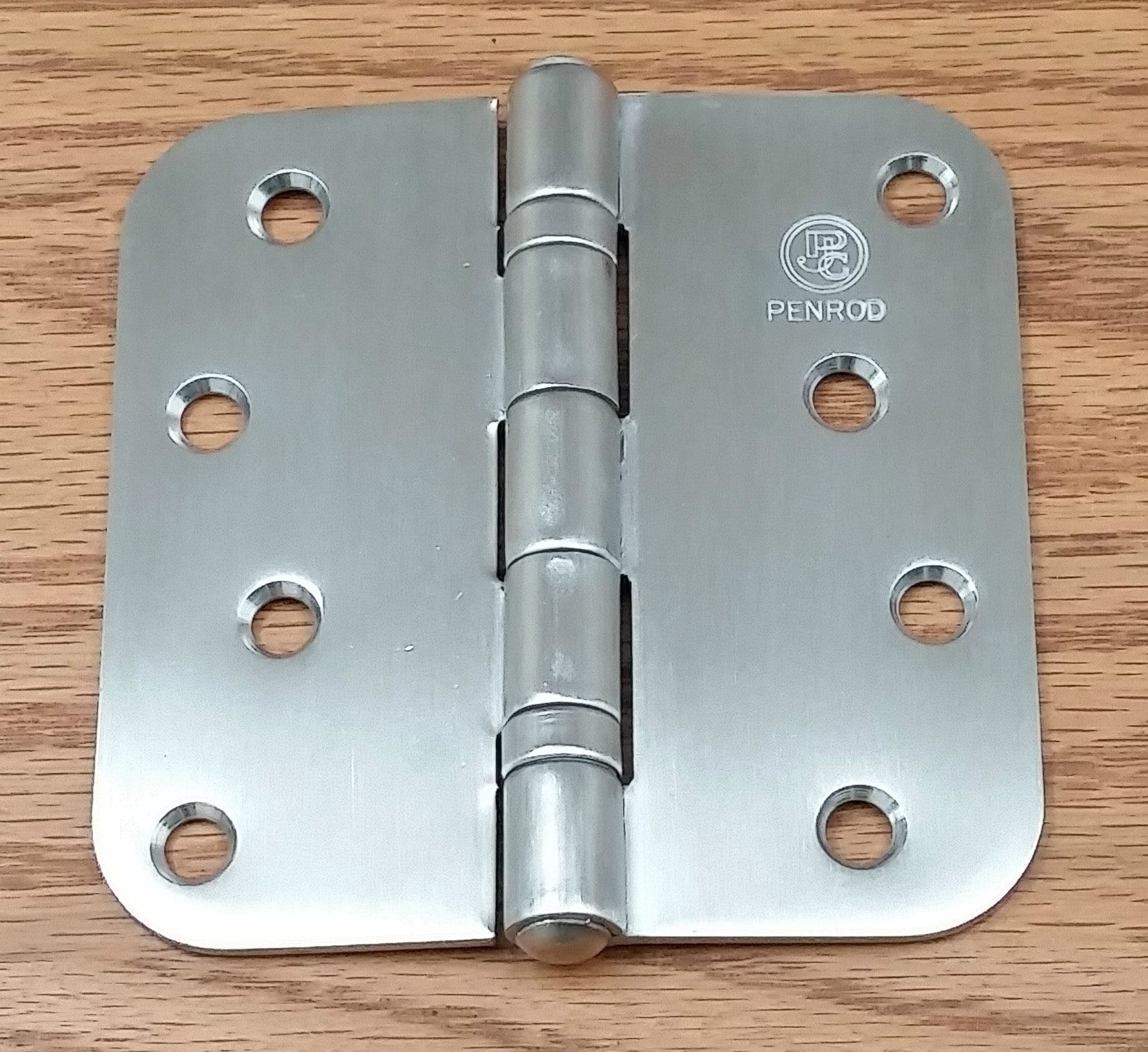 "Stainless Steel Ball Bearing Security Hinges 4"" with 5/8 ..."
