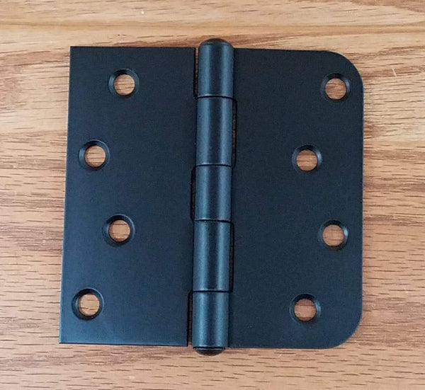 Black Stainless Steel Hinges Residential Hinges 4 Quot Inch