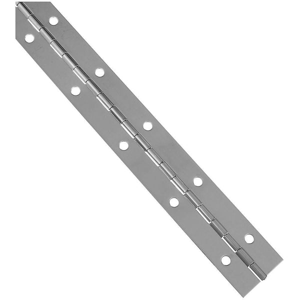 Piano Hinges Stainless Steel Continuous 1 1 2