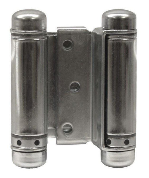 Zinc Bommer Double Action Saloon Door Hinges Hingeoutlet