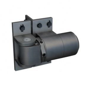 SureClose ReadyFit Hinges Multiple Adjustments and Self-Closing Options Great for Pool Gates With Steel Brackets Self-Closing Option - Gate Hinges and Hardware