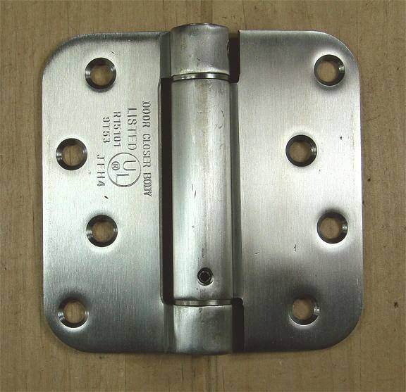 Spring Loaded Hinges 4 Quot With 5 8 Quot Radius Multiple