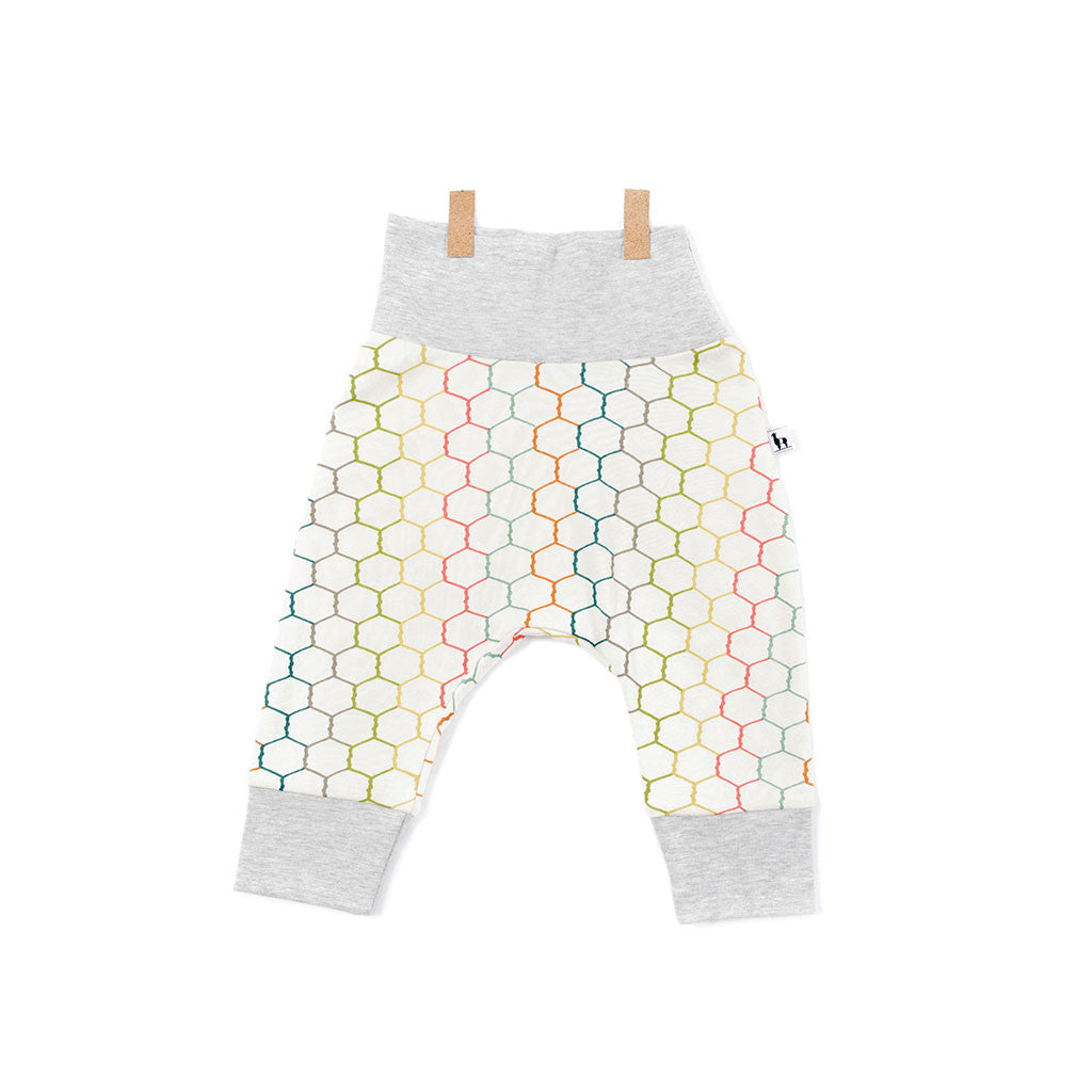 bee kind hip baby pants