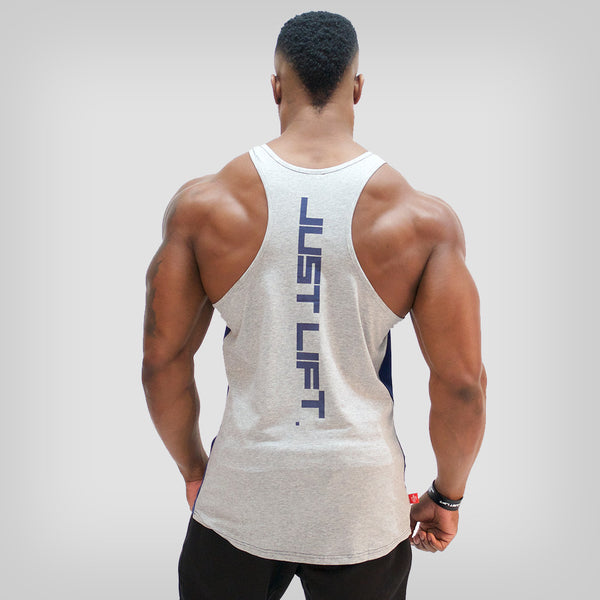 SP Aesthetics 'Just Lift' Two-Tone Stringer - Blue/Grey
