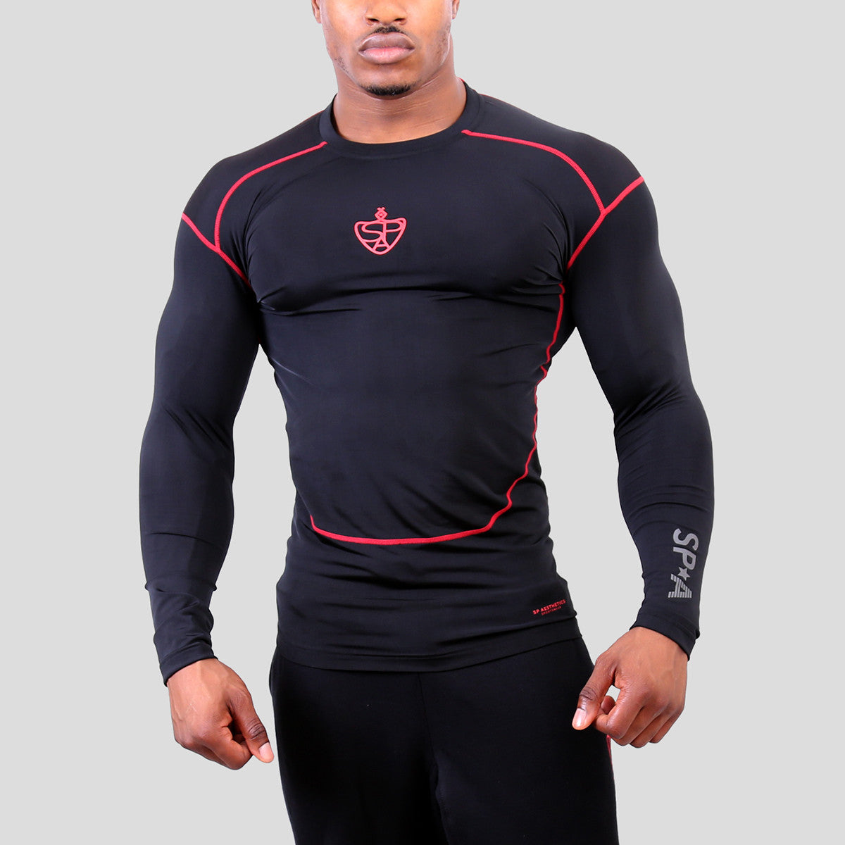 SP Aesthetics 'Optimum 37˚C' Compression Men's Top
