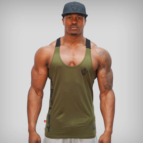 SP Aesthetics 'JUST LIFT' HyperFit T-Shirt - Blackout
