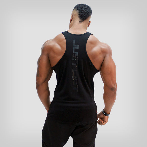 SP Aesthetics - Blacked Out 'Just Lift' Stringer - Black / Black