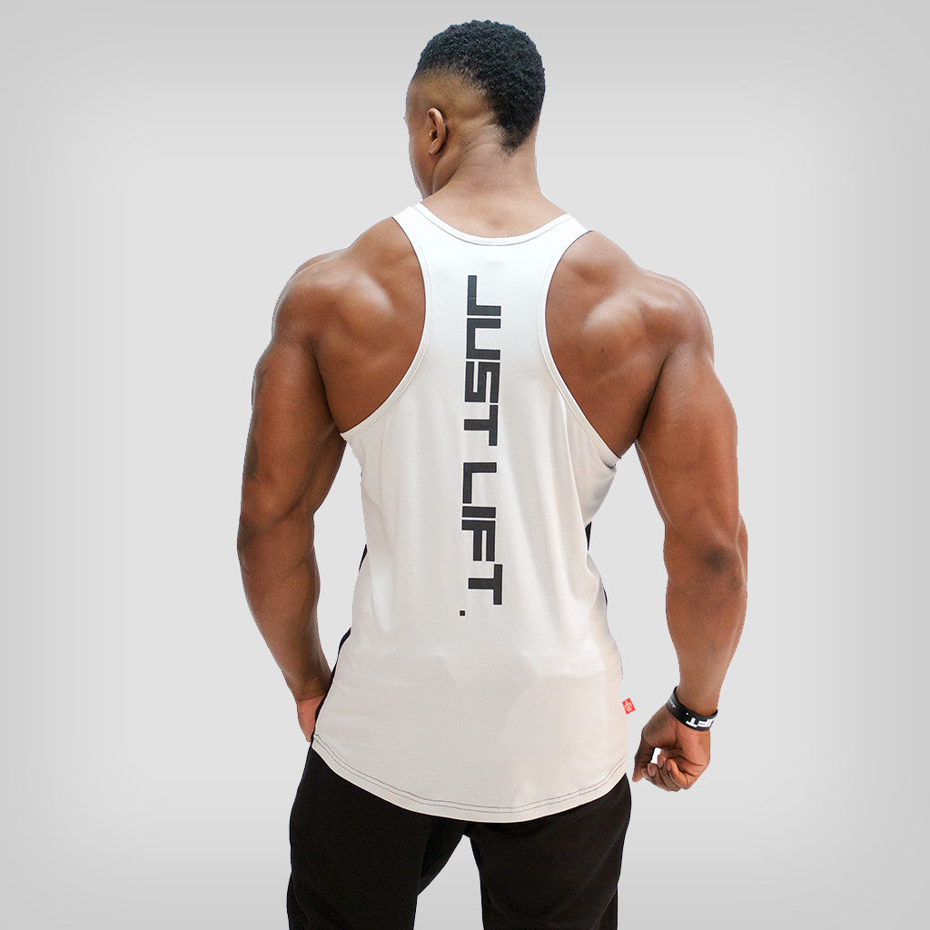 SP Aesthetics 'Just Lift' Two-Tone Stringer - Black / Pale Grey
