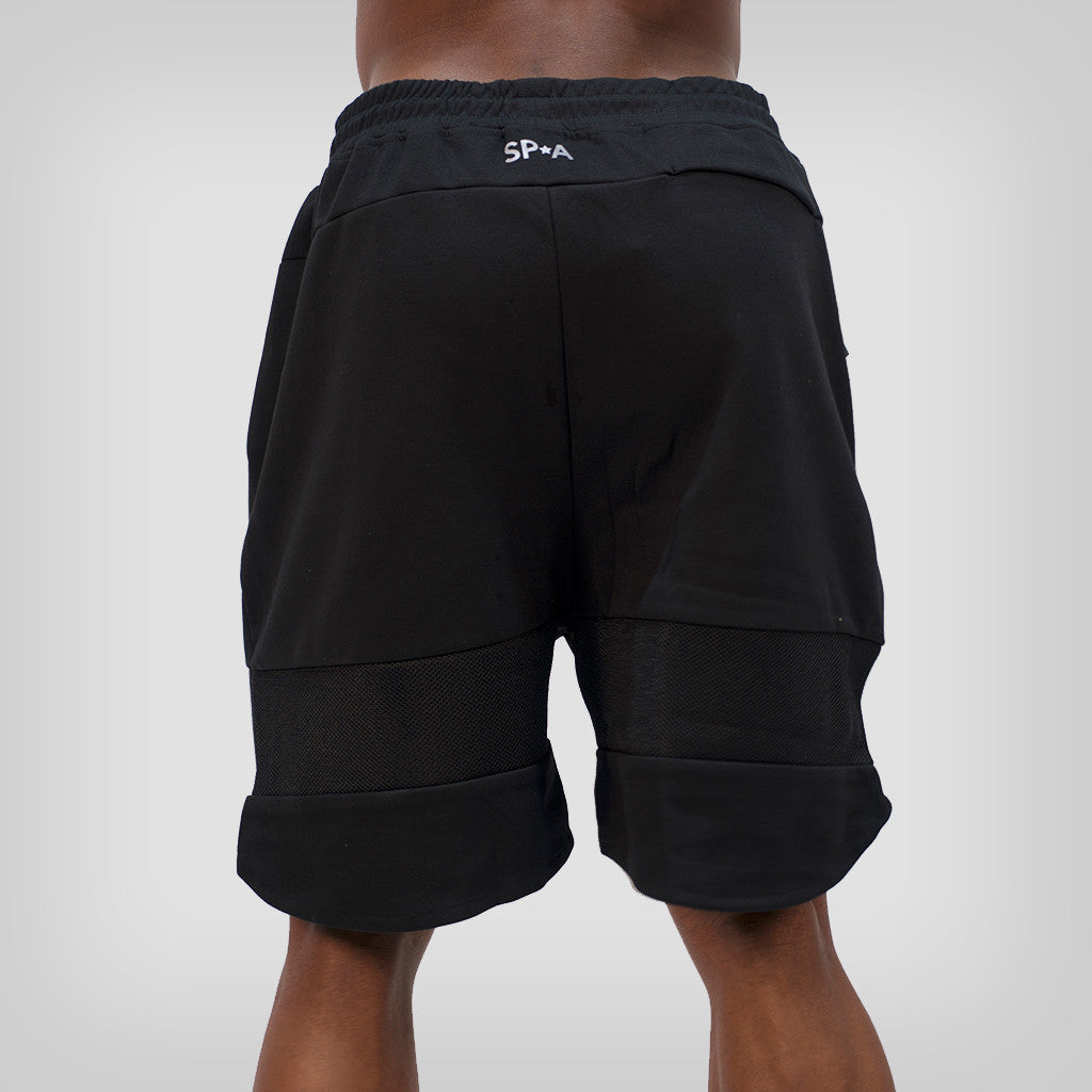 SP Aesthetics Fusion Shorts - Black