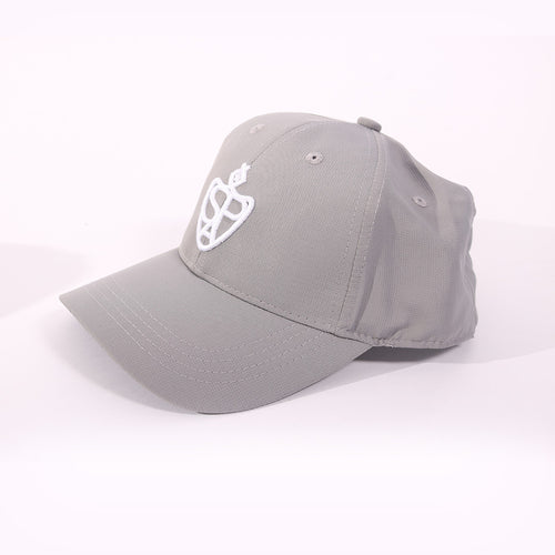SP Aesthetics Ultralight Unisex Baseball Cap - Light Grey