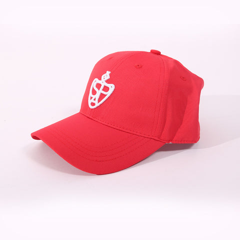 SP Aesthetics 'Emblem Lifestyle' Snapback Hat - Black / Red