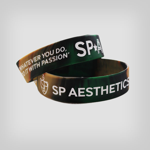 Motivational Wristband - Camo