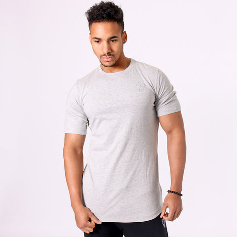 SP Aesthetics 'Do It With Passion' Sleeveless T-Shirt - Black / Grey